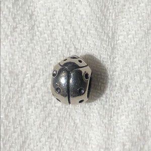 ⭐️SOLD⭐️ Pandora lady bug / good luck charm